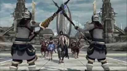 Magna Carta II - Japanese Promotional Trailer