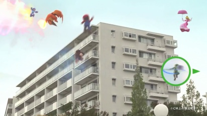 Super Smash Bros. for Wii U - Japanese TV Ad