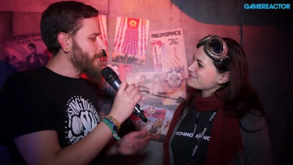 The Technomancer - Jehanne Rousseau Interview