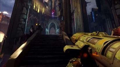 DOOM - Bloodfall DLC Trailer
