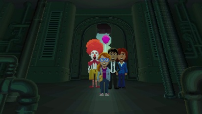 Thimbleweed Park - PS4 Announcement Trailer