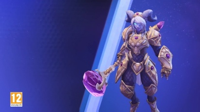 Heroes of the Storm - Yrel