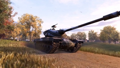 World of Tanks - Flashpoint Season Trailer