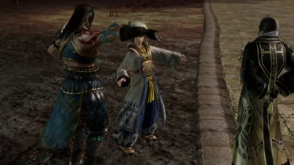 Warriors Orochi 3 Ultimate - Cut Scene #1