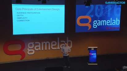 Hugo Martin - Entertainment Design Gamelab Presentation