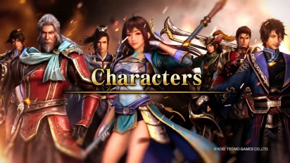Dynasty Warriors 9 - Overview Trailer