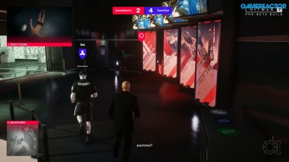 Hitman 2 - Ghost Mode Gameplay