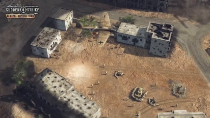 Sudden Strike 4 - Africa: Desert War Trailer