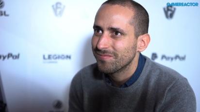 Six Invitational 2019 - François-Xavier Dénièle Interview