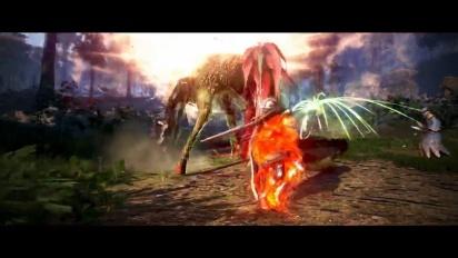 Black Desert Online - PS4 Beta Trailer