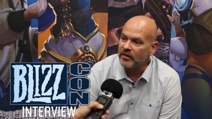Warcraft III: Reforged - Itw de Matt Morris