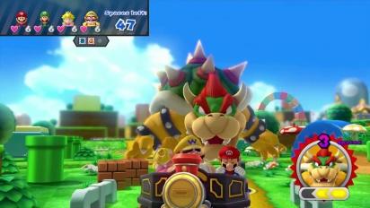 Mario Party 10 - E3 2014 Announcement Trailer
