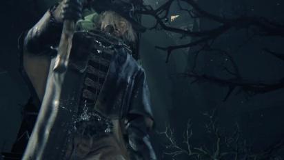Bloodborne - Gameplay Trailer