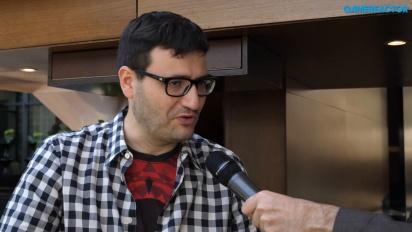 Rime - Raul Rubio Interview