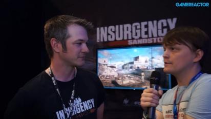 Insurgency: Sandstorm - Andrew Spearin Interview