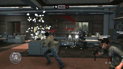 Max Payne 3 - Multiplayer Gameplay Video: Part Two
