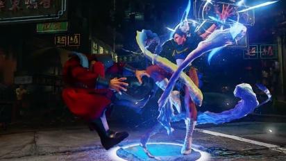 Street Fighter V - Arcade Edition - Launch Trailer
