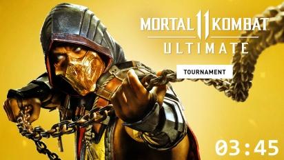 Mortal Kombat 11 - Community Tournament
