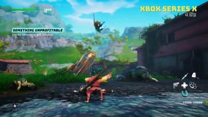 Biomutant - Gameplay Footage Xbox Series X