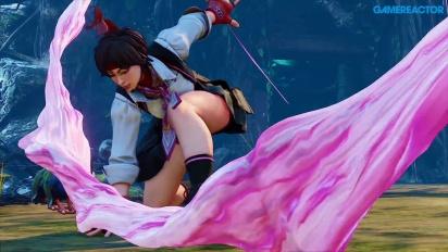 Street Fighter V: Arcade Edition - SF Alpha Path - Sakura vs. Cammy