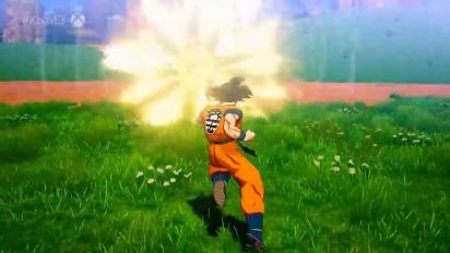 Dragon Ball Z Kakarot - Official Trailer E3 2019