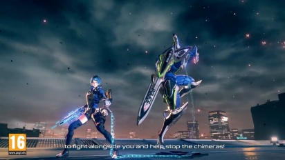 Astral Chain - Action Trailer