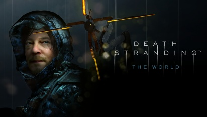 Death Stranding - Le monde (Contenu sponsorisé #4)