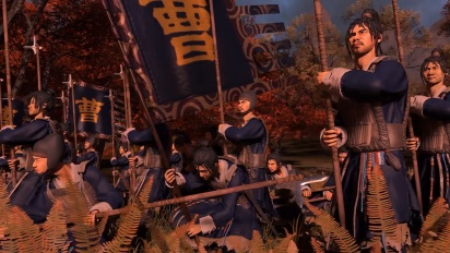 Total War: Three Kingdoms - Fates Divided Release Trailer