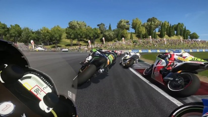 Valentino Rossi: The Game - Historic Trailer