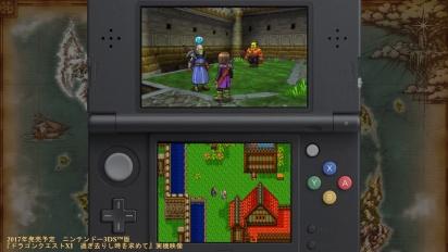 Dragon Quest XI - Nintendo 3DS Gameplay