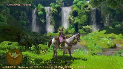 Dragon Quest XI - PS4 Gameplay