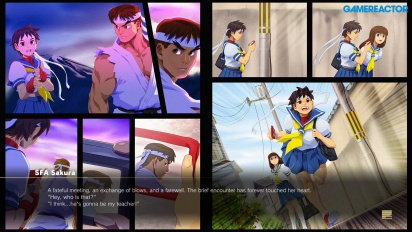 Street Fighter V: Arcade Edition - SF Alpha Path - Sakura vs. Ryu