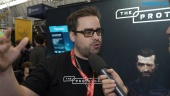 The Protagonist - Brendan Cohoe Interview