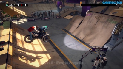 Trials Rising - Tandem Gameplay