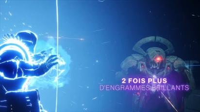 Destiny 2 - Bande-annonce de la Fête des âmes perdues