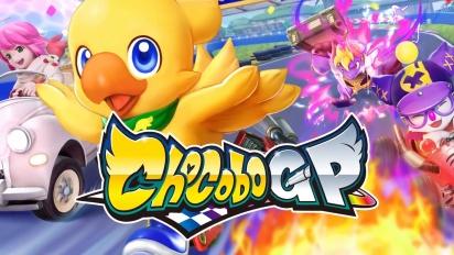Chocobo GP - Announcement Trailer