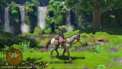 Dragon Quest XI - Gameplay Trailer
