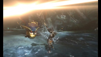 Monster Hunter XX - Overview japanese trailer