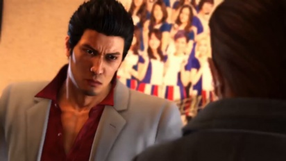 Yakuza 6: The Song of Life - Minigames Trailer