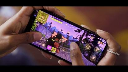 Fortnite Battle Royale - Trailer mobiles