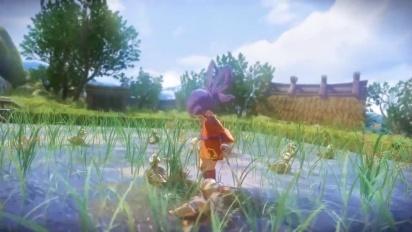 Sakuna: Of Rice and Ruin - Pre-order Trailer