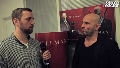 Hitman: Absolution - Hakan Abrak Interview