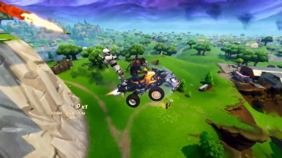 Fortnite - Quadcrasher Trailer