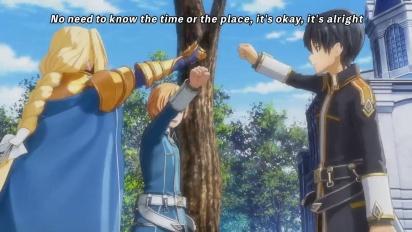 Sword Art Online: Alicization Lycoris - Character Trailer