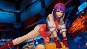 The King of Fighters XV : Athena Asamiya se dévoile