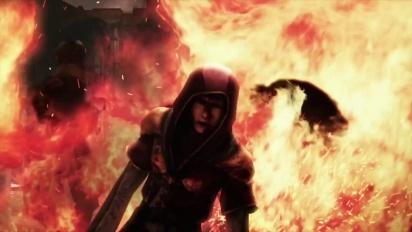 Final Fantasy Type-0 HD - PAX Trailer