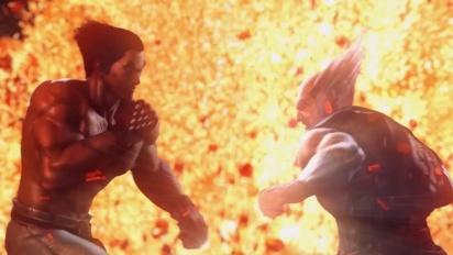 Tekken 7 - The Mishima Feud (Official Opening Movie)