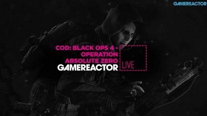 Call of Duty: Black Ops 4 - Operation Absolute Zero  - Livestream Replay
