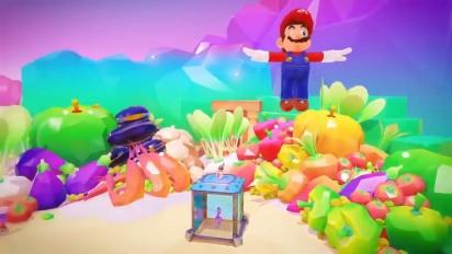 Nintendo Labo: VR Kit - Super Mario Odyssey VR & Zelda: Breath of the Wild VR Trailer