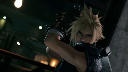 Final Fantasy VII Remate - TGS 2019 Trailer [Japanese]